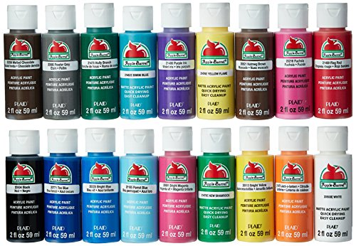 top 10 best acrylic paint reviews for beginners and professional