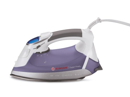 You Might However Prefer A Steam Iron From Singer And This Option The Expert Finish May Be Your Best Bet It Is 1700 Watt Offering