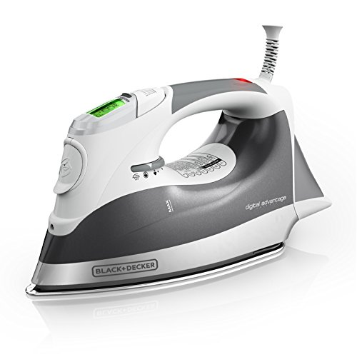So It S Not A Surprise That Its Digital Advantage Professional Steam Iron Is Among The Best Irons On Market Can Be Recommended