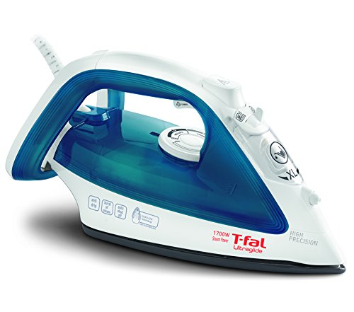 T Fal Fv4017 Ultraglide Non Stick And Scratch Resistant Steam Iron
