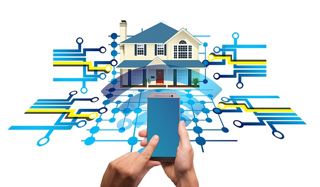 smart home technology that allows you to use phones as the best garage door opener