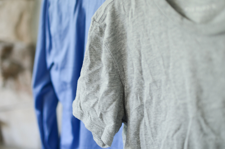 How To Get Wrinkles Out Of Polyester Without An Iron