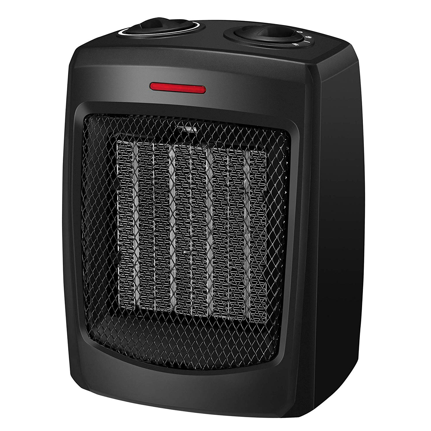 andily Space Heater Electric Heater for Home and Office Ceramic Small Heater